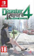 Disaster Report 4 Plus: Summer Memories portada