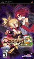 Disgaea 2: Dark Hero Days PSP