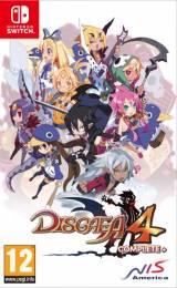 Disgaea 4 Complete <|> SWITCH