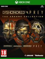 Dishonored and Prey Arkane Collection