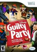 Disney Guilty Party WII