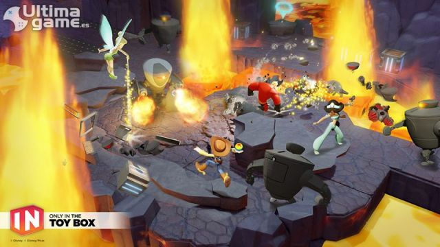 Disney Infinity articulos  Ultimagame