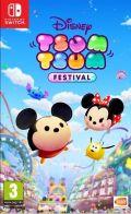 portada Disney Tsum Tsum Festival Nintendo Switch