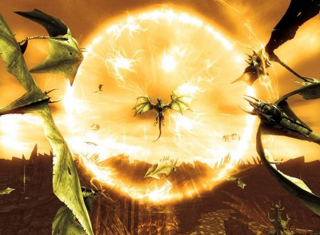 Divinity 2 - Ego Draconis: Flames of Vengance. Llega la primera expansión de este mundo de magia y dragones