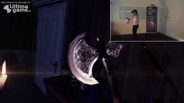 El terror en VR ya tiene fecha de lanzamiento