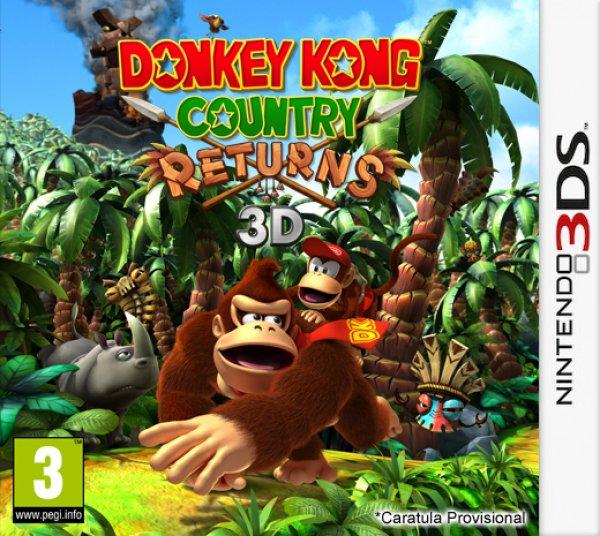 Donkey Kong Country Returns Comprar Nuevo Y Segunda Mano Ultimagame