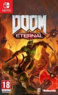 portada DOOM Eternal Nintendo Switch