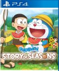 Doraemon Story of Seasons portada
