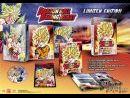 Dragon Ball Z Raging Blast - Vegeta libera todo su poder... Â¡Y llega al tercer estado de super saiyajin!