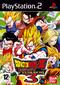 portada Dragon Ball Z Budokai Tenkaichi 3 PlayStation2