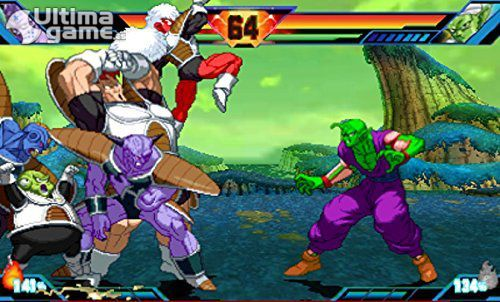 Dragon Ball Z Extreme Butoden noticias - Ultimagame