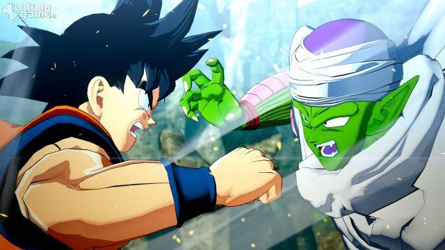Goku muestra su poder en el E3 luchando junto a Piccolo contra Raditz