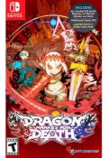 Dragon Marked For Death portada