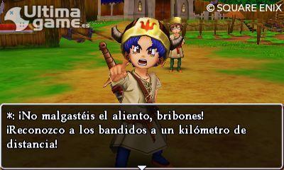 Dos personajes jugables para Dragon Quest VIII: Red y Mr. Satán en versión italiana