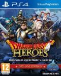 Click aquí para ver los 1 comentarios de Dragon Quest Heroes