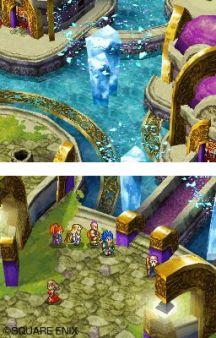 Dragon Quest VI - Realms of Reverie. Descubre la magia... De dos mundos distintos