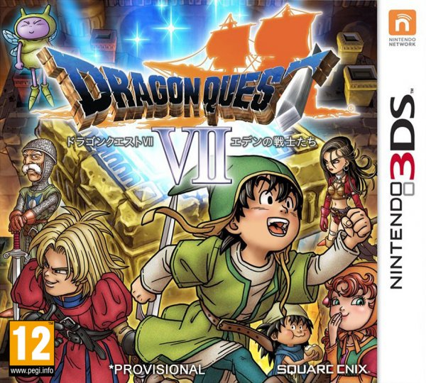 Dragon Quest VII: Warriors of Eden