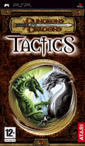 Dungeons & Dragons: Tactics PSP