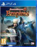 portada Dynasty Warriors 9 Empires PlayStation 4