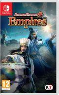 portada Dynasty Warriors 9 Empires Nintendo Switch