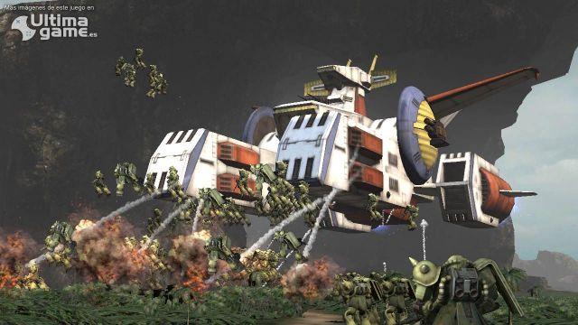 Tráiler de lanzamiento de Dynasty Warriors: Gundam Reborn