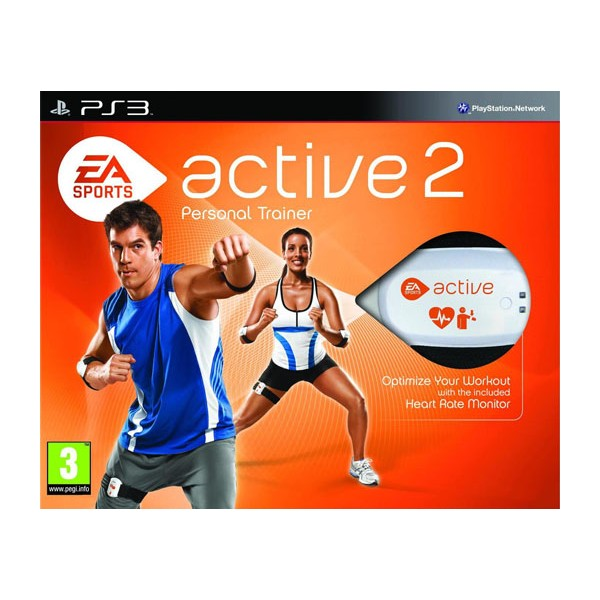 EA Sports Active 2 Personal Trainer