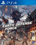 Earth Defense Force: Iron Rain portada