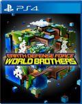 Earth Defense Force: World Brothers portada