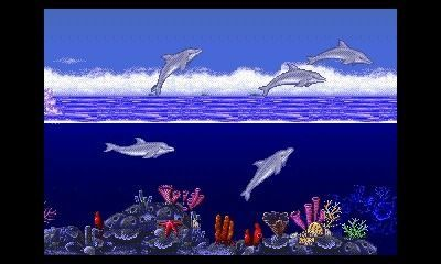 El delfín más famoso de los videojuegos se estrena en 3DS con 3D Ecco the Dolphin