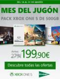 El mes del Jugón - Ofertas en Xbox One