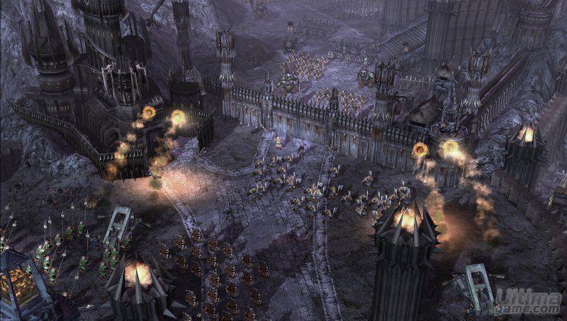 Electronic Arts anuncia el primer título de El Señor de los Anillos para Xbox 360 de El Señor de los Anillos: La Batalla por la Tierra Media 2 - imagen 2