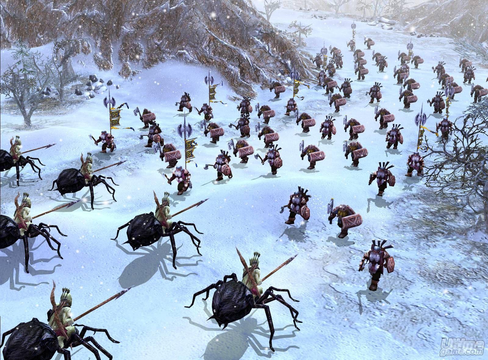 Portada en español y cuatro nuevas imágenes de El Señor de los Anillos: Batalla por la Tierra Media 2 para PC de El Señor de los Anillos: La Batalla por la Tierra Media 2 - imagen 5
