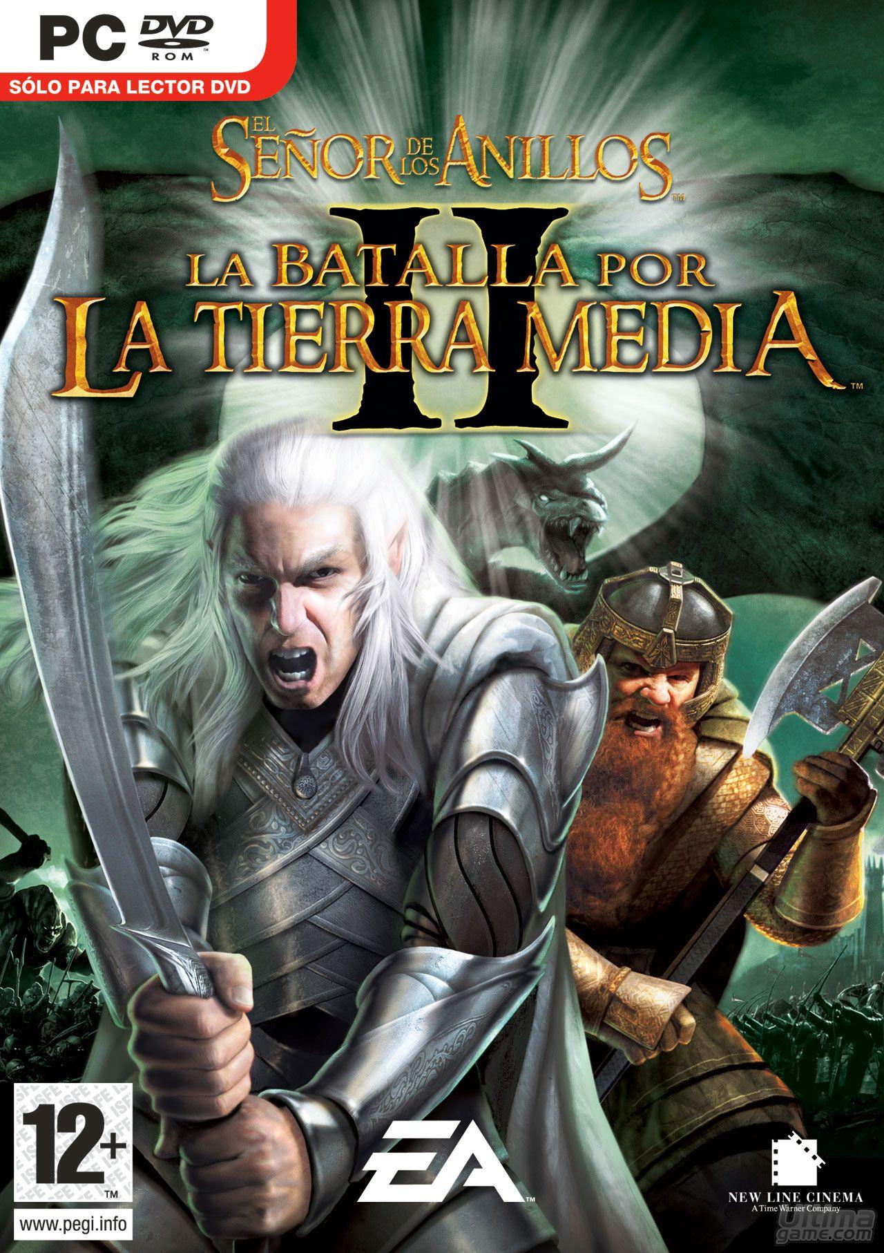 Portada en español y cuatro nuevas imágenes de El Señor de los Anillos: Batalla por la Tierra Media 2 para PC de El Señor de los Anillos: La Batalla por la Tierra Media 2 - imagen 4