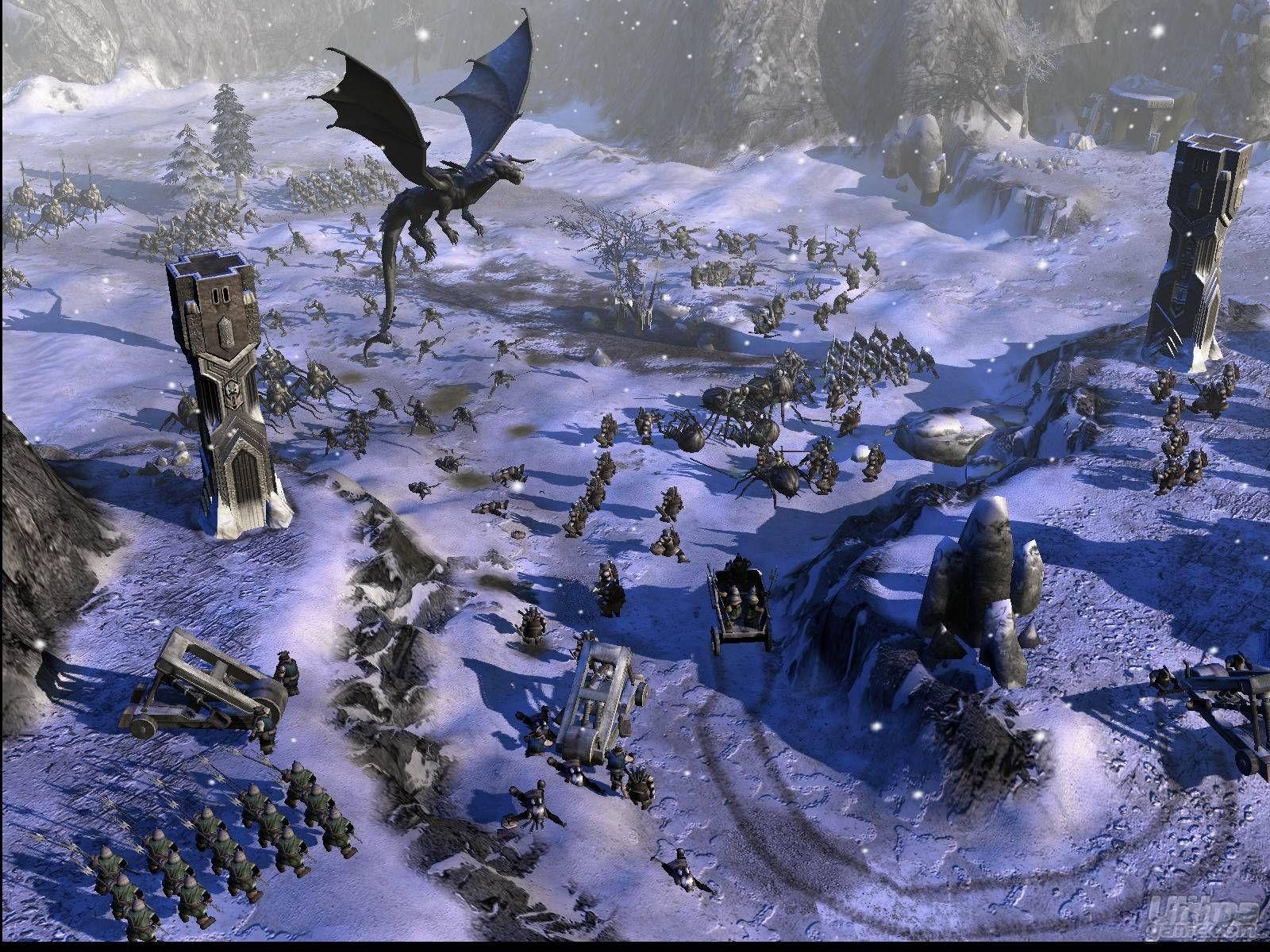 Portada en español y cuatro nuevas imágenes de El Señor de los Anillos: Batalla por la Tierra Media 2 para PC de El Señor de los Anillos: La Batalla por la Tierra Media 2 - imagen 2
