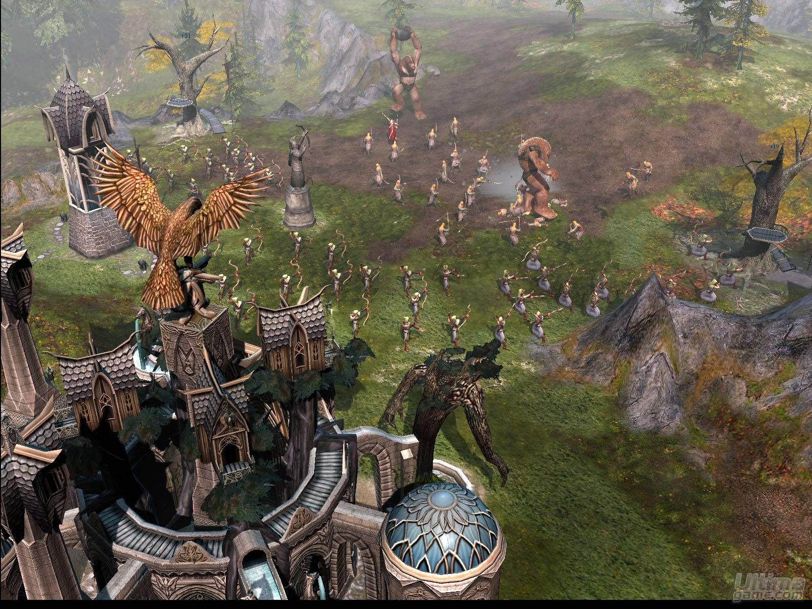 Portada en español y cuatro nuevas imágenes de El Señor de los Anillos: Batalla por la Tierra Media 2 para PC de El Señor de los Anillos: La Batalla por la Tierra Media 2 - imagen 1