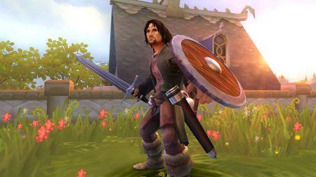 The Lord of the Rings - Aragorn´s Quest. Descubre cómo Aragorn se convirtió de aventurero... a Rey