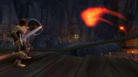 El Señor de los Anillos - Las Aventuras de Aragorn, también en PS3 y con soporte para Playstation Move