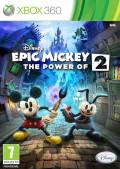 Epic Mickey: El Retorno de Dos Héroes XBOX 360