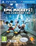 Epic Mickey: El Retorno de Dos Héroes PS VITA