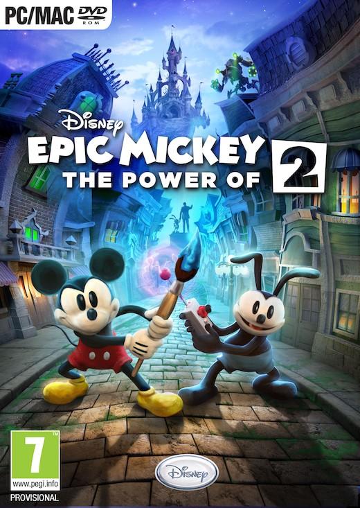 Epic Mickey: El Retorno de Dos Héroes