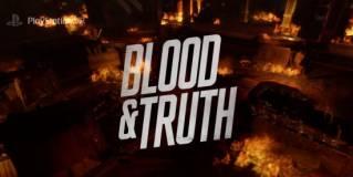 ¿Es Blood and Truth la mejor apuesta en realidad virtual a día de hoy? Puede que sí