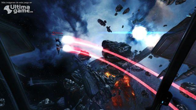 EVE Valkyrie cambia su engine gráfico de Unity a Unreal Engine 4
