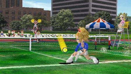 Everybody´s Tennis - Ve entrenando a tu tenista antes del lanzamiento del juego...