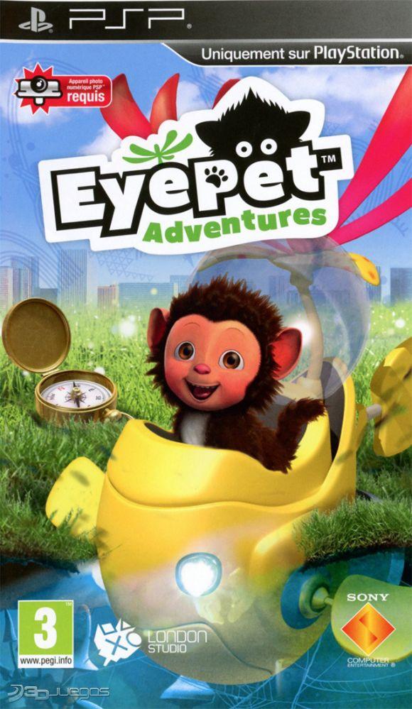 EyePet Exploradores