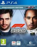 portada F1 2019 Anniversary Edition PlayStation 4
