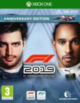 F1 2019 Anniversary Edition ONE