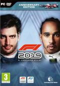 F1 2019 Anniversary Edition portada