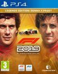 F1 2019 Legends Edition: Senna y Prost portada