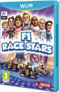 F1 Race Stars: Powered Up Edition WII U