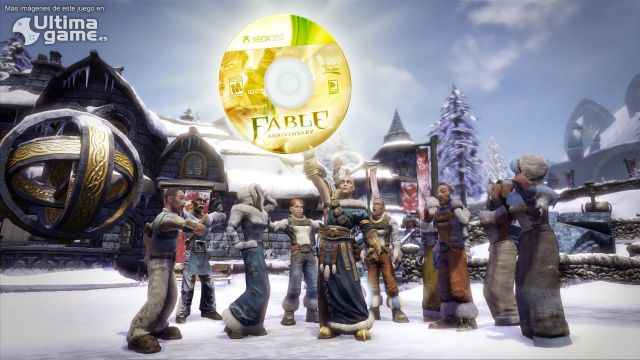 Un impresionante avance de las posibilidades técnicas y jugables de Fable Anniversary, en vídeo